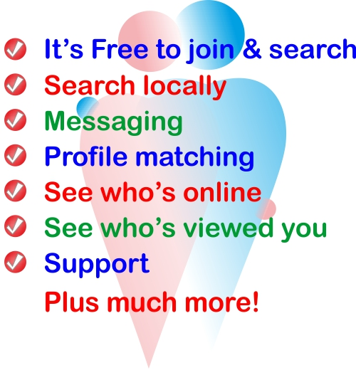 Single and searching local dating sites